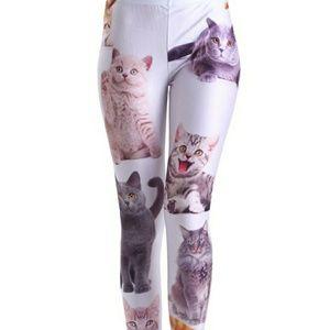 Cat leggings S